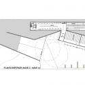 Plan de Terra Remota Bodega / Untaller Planta Baja