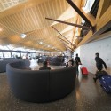 WAF Reveals Shortlist for Wood Excellence Award Regional Terminal at Christchurch Airport/BVN Donovan Hill. Image Courtesy of World Architecture Festival