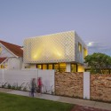 Hamersley Road Residence  / Studio53 © Christian Sprogoe