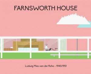 Video: Artist Animates 5 Iconic Modern Homes