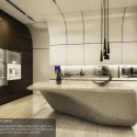 New Images Leaked of Zaha Hadid's Luxury NYC Apartment Complex New Images Leaked of Zaha Hadid's Luxury NYC Apartment C