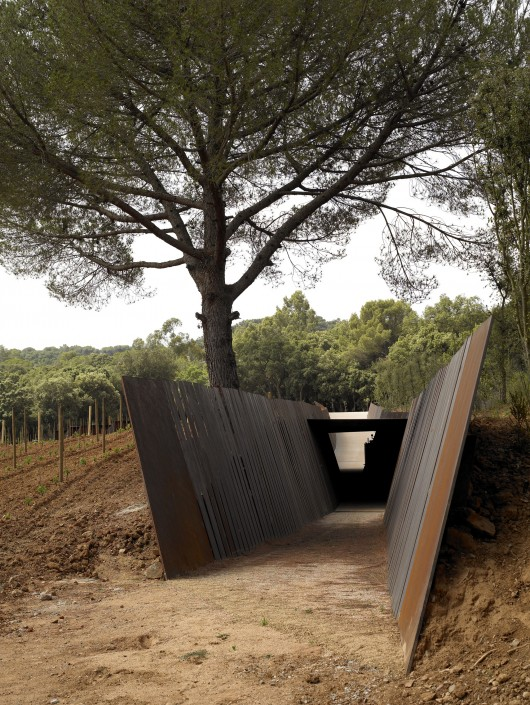 Bell lloc winery rcr arquitectes archdaily for Arquitectes girona