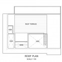 FOO / APOLLO Architects & Associates Roof Plan