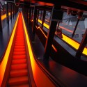 A Photographic Journey Through Zollverein: Post-Industrial Landscape Turned Machine-Age Playground The Iconic Escalators by OMA . Image © Thomas Mayer_Archive