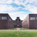 A Photographic Journey Through Zollverein: Post-Industrial Landscape Turned Machine-Age Playground The Red Dot Design Museum by Foster + Partners. Image © Gili Merin