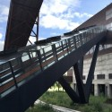 A Photographic Journey Through Zollverein: Post-Industrial Landscape Turned Machine-Age Playground © Gili Merin