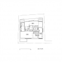LUZ shirokane / Kawabe Naoya Architects Design Office Fifth Floor Plan