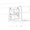 LUZ shirokane / Kawabe Naoya Architects Design Office First Floor Plan