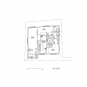 LUZ shirokane / Kawabe Naoya Architects Design Office Fourth Floor Plan