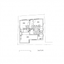 LUZ shirokane / Kawabe Naoya Architects Design Office Second Floor Plan