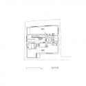 LUZ shirokane / Kawabe Naoya Architects Design Office Third Floor Plan
