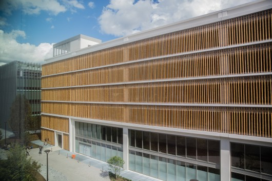 Parking Garage Project / Studio di Architettura | ArchDaily
