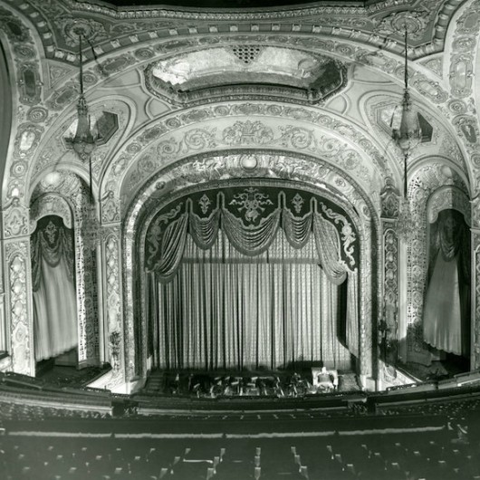 Could Detroit's Most Remarkable Ruin Finally Have A Future