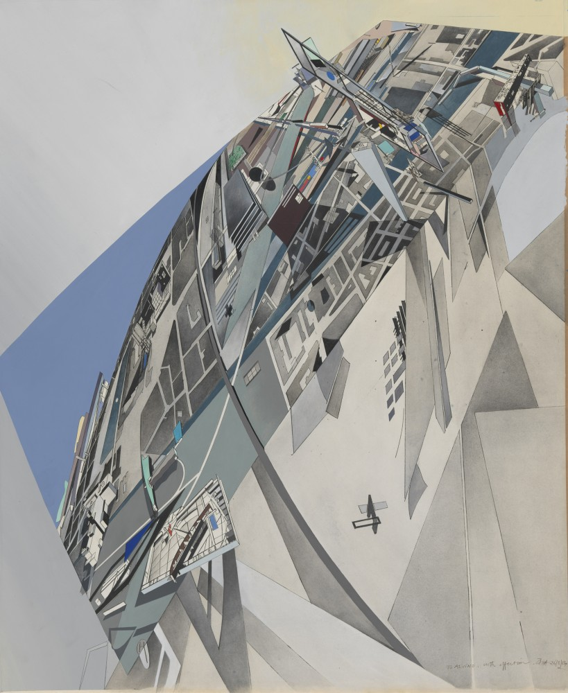 zaha hadid thesis Zaha hadid (two projects) 1 only rarely does an architect emerge with a philosophy and approach to theart form that influences the direction of the entire field.