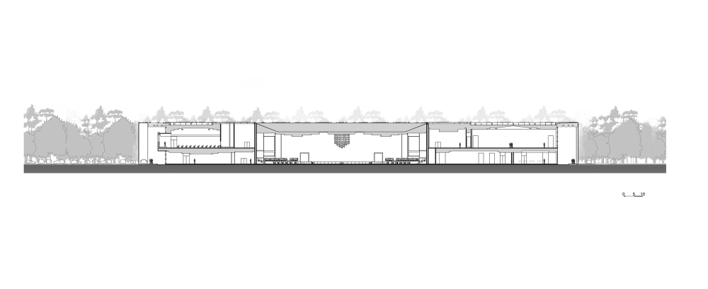 معماری مرکز کنگره ترابلس