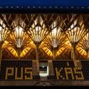 Pancho Arena  / Tamás Dobrosi + Doparum Architects © György Dénes