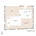 Beret / y+M Floor Plan