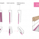 How Fun Hair Salon / JC Architecture Diagram 2