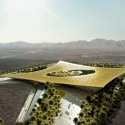 Rafael de La-Hoz Arquitectos Takes a Page Out of the Quran to Design a Natural Oasis Courtesy of Rafael de La-Hoz Arquitectos