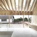 Timber Dentistry / Kohki Hiranuma Architect & Associates © Satoshi Shigeta