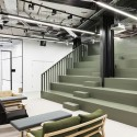 Capco and Bold Rocket offices / D+DS architecture office © Tom Fallon