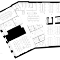 Capco and Bold Rocket offices / D+DS architecture office First Floor Plan