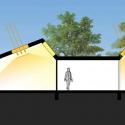 Osteopathie praktijk Roosendaal / zone zuid architecten Diagram