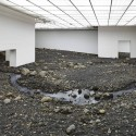 Olafur Eliasson Creates an Indoor Riverbed at Danish Museum Courtesy of Louisiana Museum of Modern Art