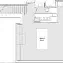 Sky Loft / KUBE architecture First Floor Plan