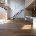 House in Komae / architect cafe © Satoshi Asakawa