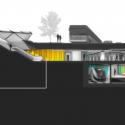 Uruguai Station / JBMC ARCHITECTS Section