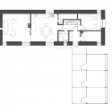Family house Kostalov / 3+1 architekti First Floor Plan