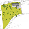 Family house Kostalov / 3+1 architekti Site Plan
