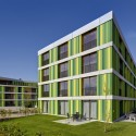 Widmi Building / am-architektur © Michael Haug