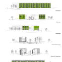 Widmi Building / am-architektur Elevation