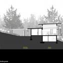Battelle Darby Creek Metro Park Nature Center / DesignGroup Section