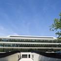 Grotius Building of Radboud University Nijmegen / Benthem Crouwel Architects © Jannes Linders