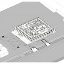 Grotius Building of Radboud University Nijmegen / Benthem Crouwel Architects Axonometric 4