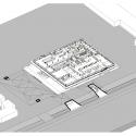 Grotius Building of Radboud University Nijmegen / Benthem Crouwel Architects Axonometric 3