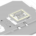 Grotius Building of Radboud University Nijmegen / Benthem Crouwel Architects Axonometric 5
