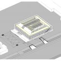 Grotius Building of Radboud University Nijmegen / Benthem Crouwel Architects Axonometric 6