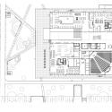 Grotius Building of Radboud University Nijmegen / Benthem Crouwel Architects Ground Floor Plan