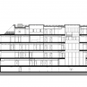 Grotius Building of Radboud University Nijmegen / Benthem Crouwel Architects Section 2