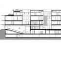Grotius Building of Radboud University Nijmegen / Benthem Crouwel Architects Section 1
