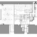 Grotius Building of Radboud University Nijmegen / Benthem Crouwel Architects Underground 1