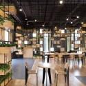 Home Cafes  / Penda © Zhi Xia