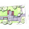 Dunrobin Shores / Christopher Simmonds Architect Site Plan