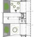 Offices Business Incubato / bureau faceB Floor Plan