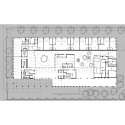 Offices Business Incubato / bureau faceB Ground Floor Plan