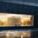 Design Revealed for Norway's New National Arts Museum © Kleihues + Schuwerk Gesellschaft von Architekten